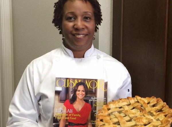 Vi's Apple Pie Recipe