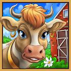 Farm Frenzy: Happy Village near Big Town icon
