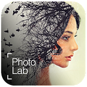 Photo Lab editor de fotos, GIF