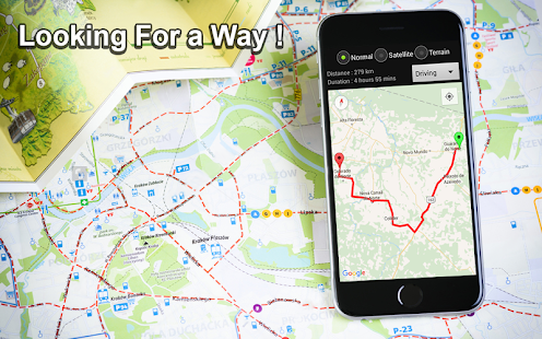 Gps map route planner android apps on google play gps map route planner screenshot thumbnail gumiabroncs Image collections