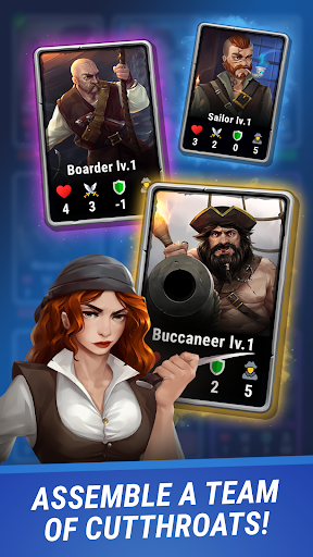 Pirates & Puzzles - PVP League apkmr screenshots 4