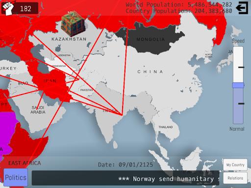 World Peace Simulator 2015 1.29 screenshots 14