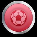 Botonera de futbol icon