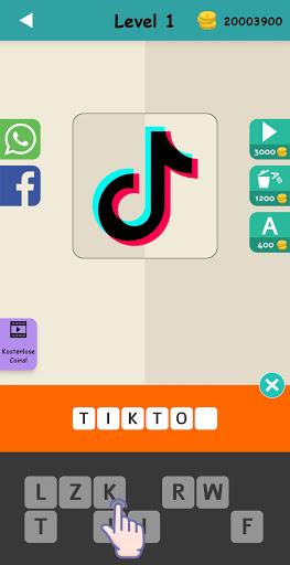 Logo Test: Germany Brands Quiz, Guess Trivia Game 2.1 screenshots 2