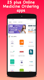 Online Pharmacy Netmeds Medlife 1mg PharmEasy App Download For Android 4