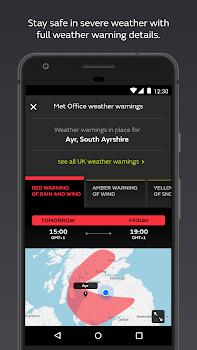 Met Office Weather Forecast