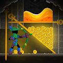 Stickman Archer Puzzle icon