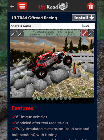 Offroad Racing Games 2.7.6 screenshot 640472