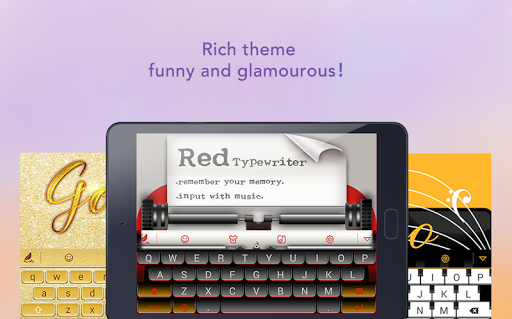 Hitap Keyboard emoji keyboard 4.3.7 screenshots 9