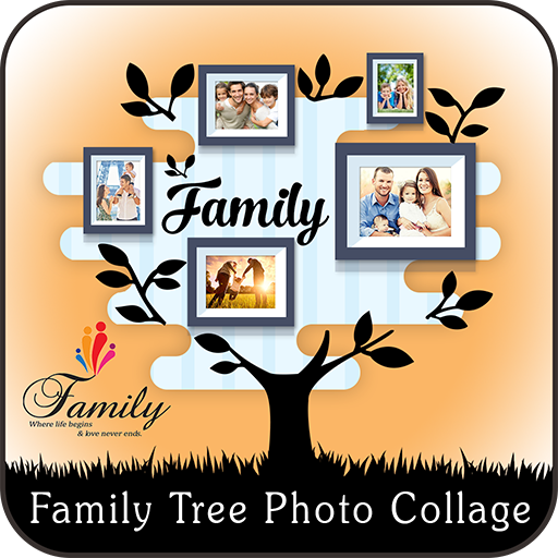 App Insights: Family Tree Photo Collage Frames | Apptopia