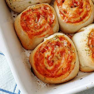 Pizza Roll Ups.