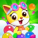 Cat poptime: Bubble Story icon