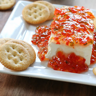 Red Pepper Jelly.