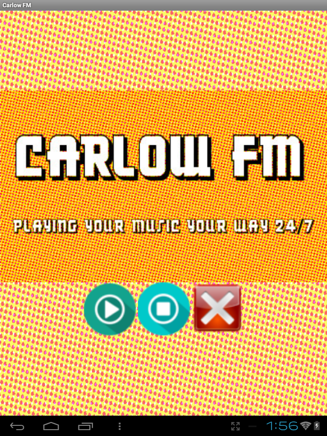 Carlow FM- screenshot