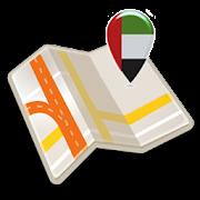 Map of UAE offline Apps on Google Play