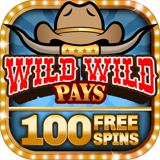 Slot Machine - Wild Wild Pays 🤠Casino Game