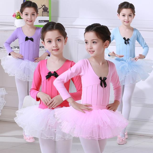Sukienki do baletu dla dziewczynek