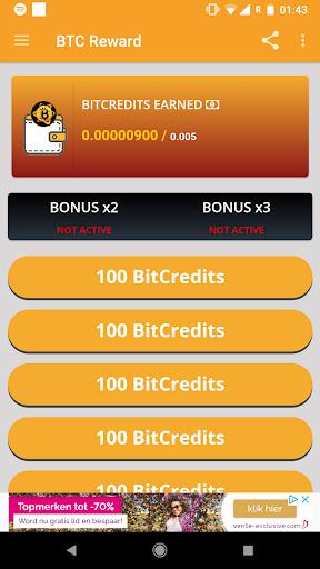 BTC Reward - Earn free Bitcoin screenshot 3