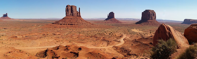 Monument Valley di nerocomebatman