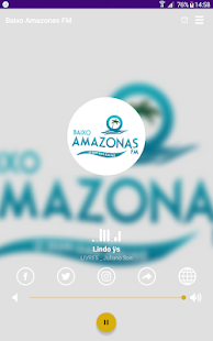 Baixo Amazonas FM for PC-Windows 7,8,10 and Mac apk screenshot 1