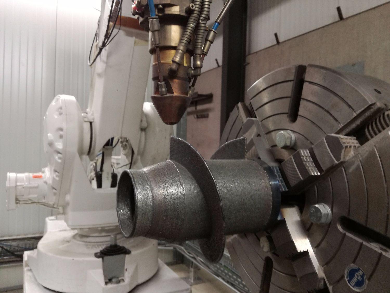Industrieel metaal 3D printen is een realiteit voor een grote petrochemische klant