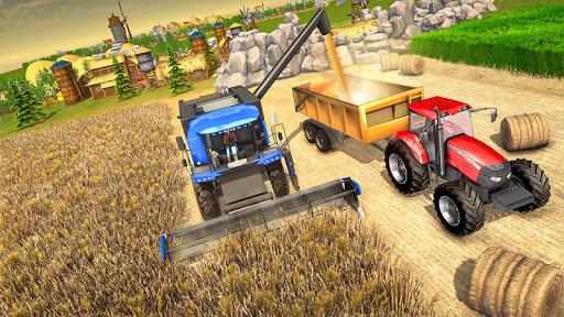 Farmland Tractor Farming - Farm Games 1.3 screenshots 2