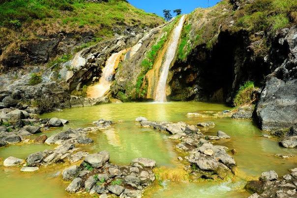 Air Kalak Hot Springs
