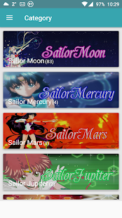 Sailor Moon Wallpapers Screenshot