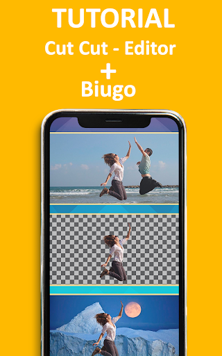 Guide Biugo + Cut Cut Editor Video Magic 1.0 screenshots 2