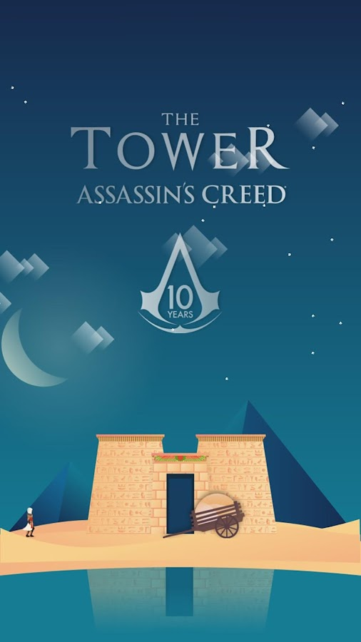The Tower Assassin's Creed- screenshot