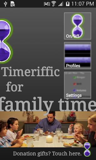 Timeriffic screenshot 1