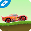Hill Racing McQueen Lightning APK