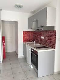 Appartement 2 pièces 40,56 m2