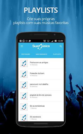 Sua Música 1.0.2 screenshot 257864