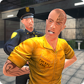 Prison Escape City Police Duty