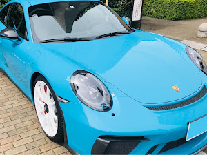 911 991H2 2019 GT3 touringpackageのカスタム事例画像 HANA911さんの2020年05月09日09:33の投稿