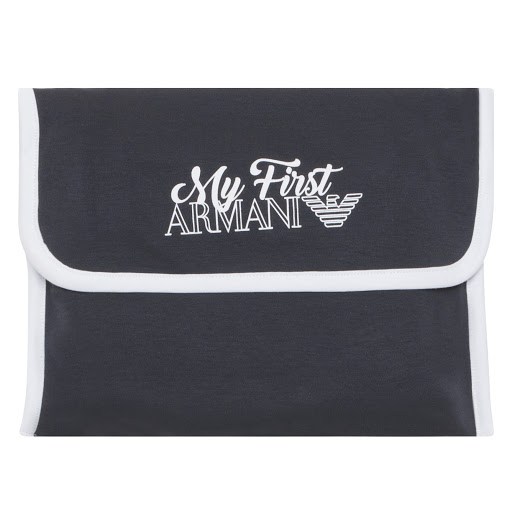 Thumbnail images of Emporio Armani Baby Blanket