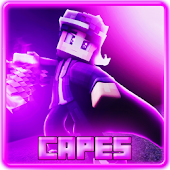 Capes for Minecraft PE Free Mod