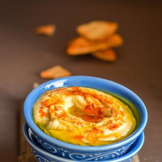 Israeli Hummus.
