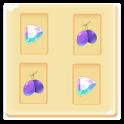 Card match adventure icon
