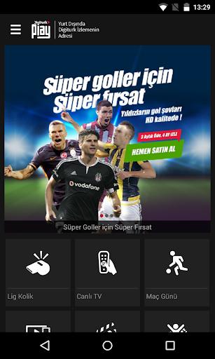 Digiturk Play Yurtdışı 3.1.9 screenshots 1