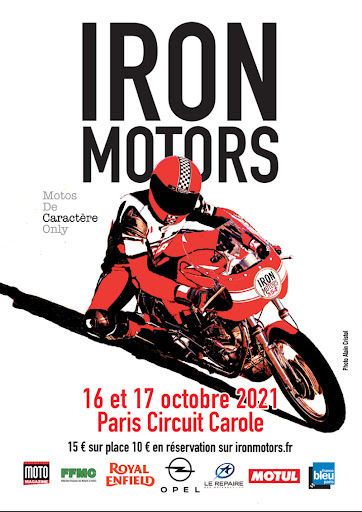 Iron Motors 2021.