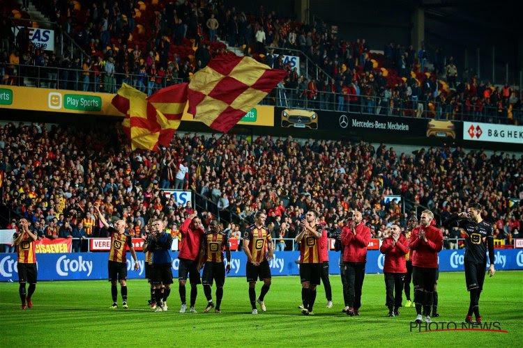 Nieuw langdurig contract voor aanvaller van KV Mechelen