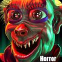 Zoolax Nights:Evil Clowns Free, Escape Challenge icon