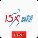 Quito Últimas Noticias 15K icon