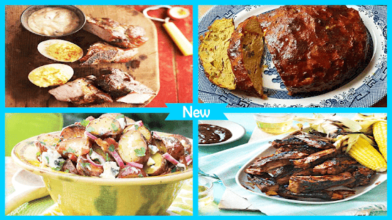 Tasty Southern Barbecue Recipes - náhled