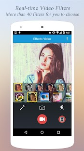 Effects Video - Filters Camera- screenshot thumbnail
