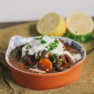 Mediterranean Beef Heart Stew