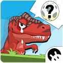 DINO LAND ADVENTURE : Finding the Lost Dino Egg icon