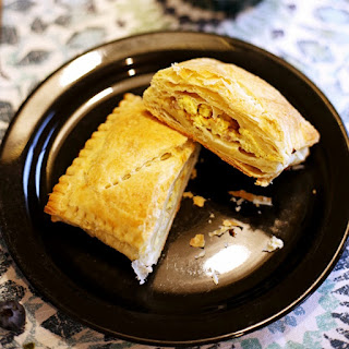 Sausage and Egg Breakfast Pastries